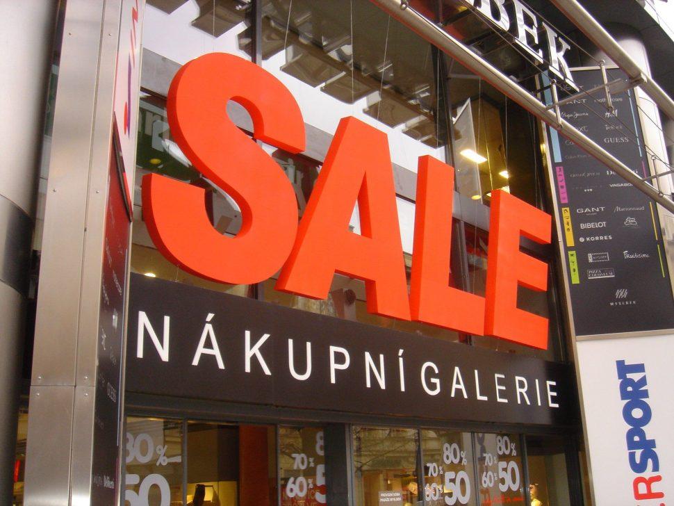 logo nákupní galerie