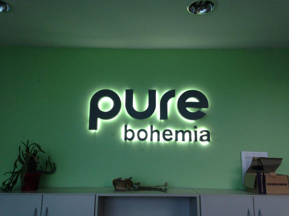 logo pure bohemia
